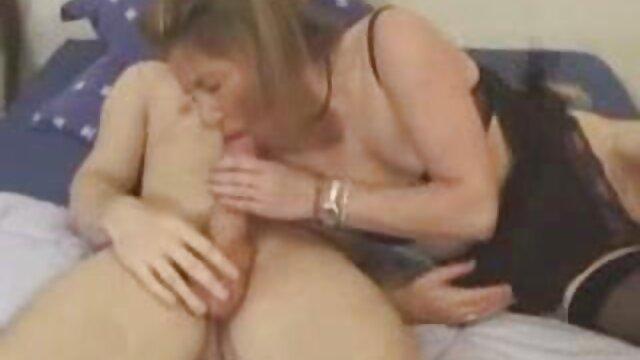 Anja latin leche xx la abuela follada